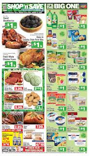 ⭐ Shop n Save Ad 4/2/20 ⭐ Shop n Save Weekly Ad April 2 2020