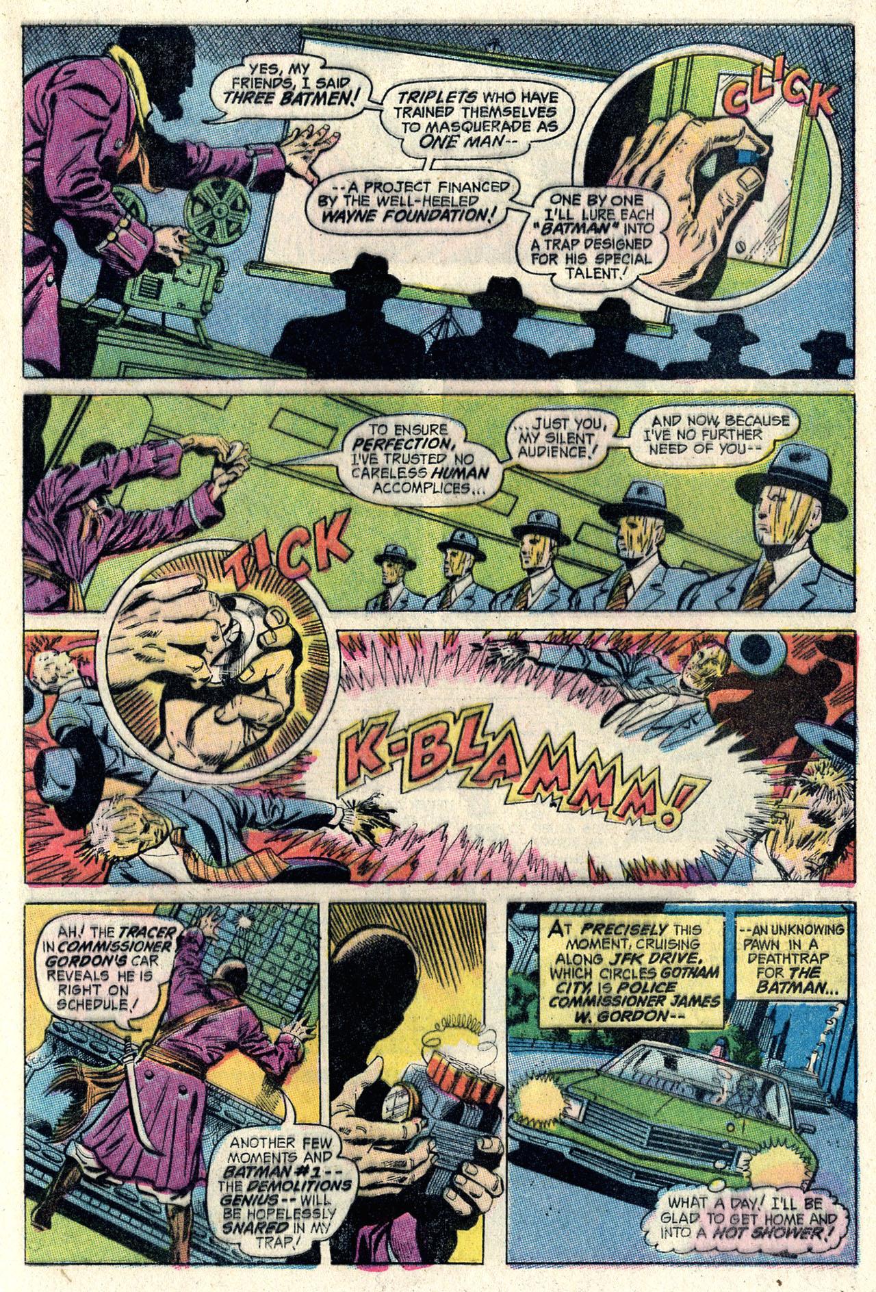 Detective Comics (1937) 460 Page 4