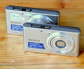 Camdig Seken Sony DSC-W610