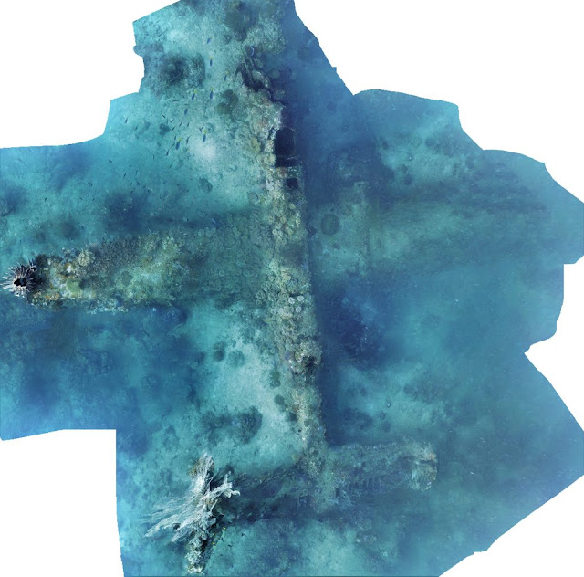 Two missing WWII B-25 bombers found off Papua New Guinea