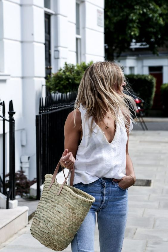 Lucy Williams Fashion Me Now Summer Street Style