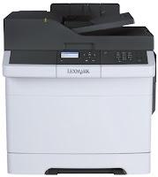 Lexmark CX317dn Printer Driver Downloads - Windows, Mac, Linux
