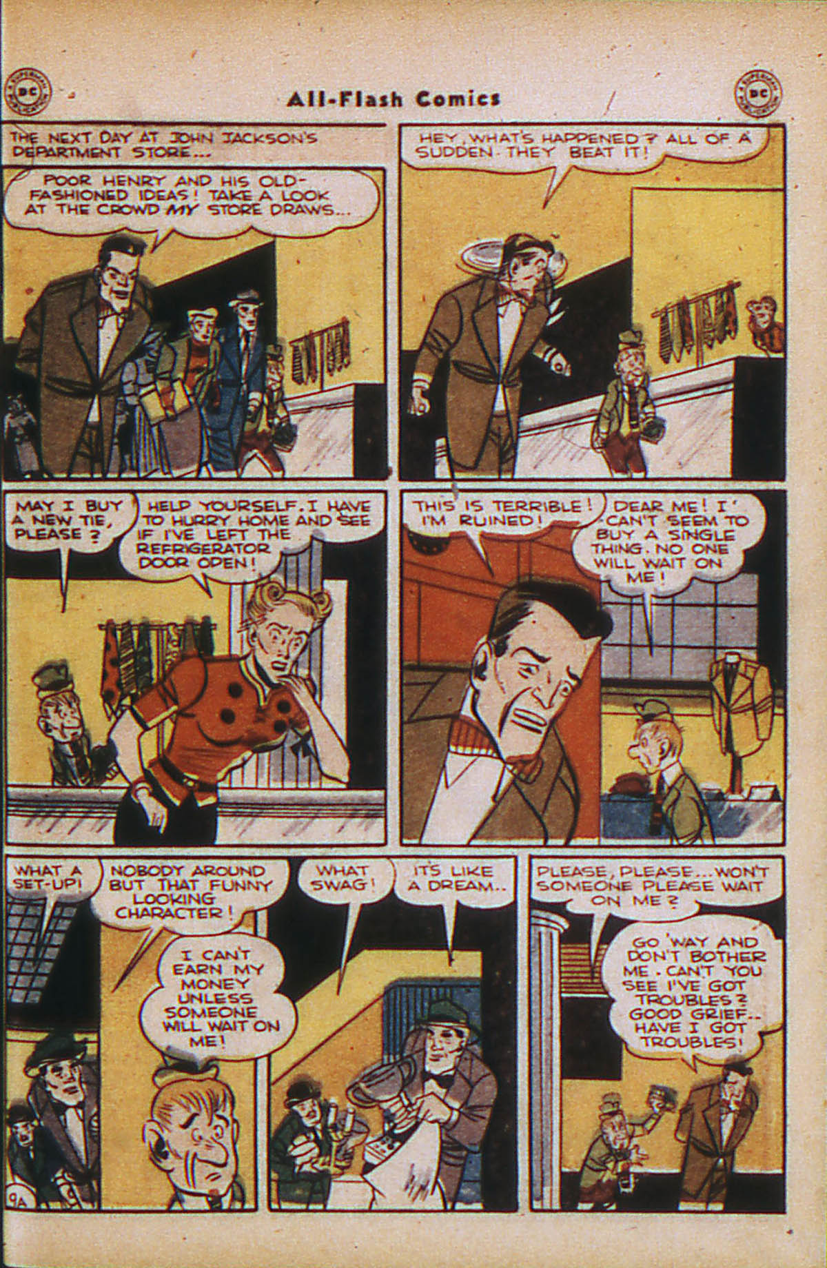 Read online All-Flash comic -  Issue #24 - 11