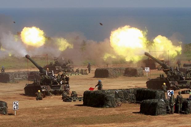 Masalah Laut Cina Selatan dan Dunia di Ambang Perang