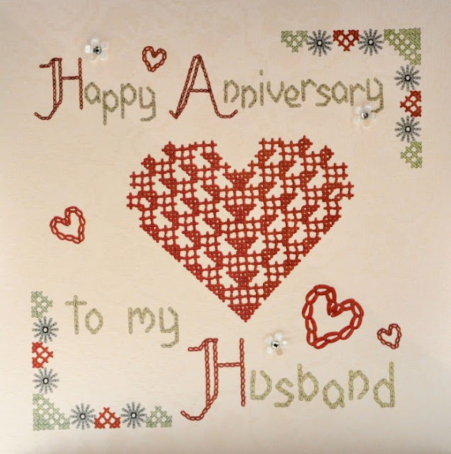 Happy Wedding Anniversary Cards