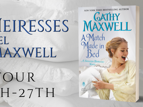 #Spotlight A MATCH MADE IN BED by Cathy Maxwell @maxwellcathy @avonbooks @puretextuality #Excerpt #Giveaway