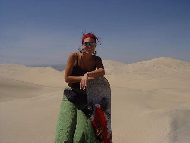 Buggy e Sandboard no deserto e oásis de HUACACHINA | Peru