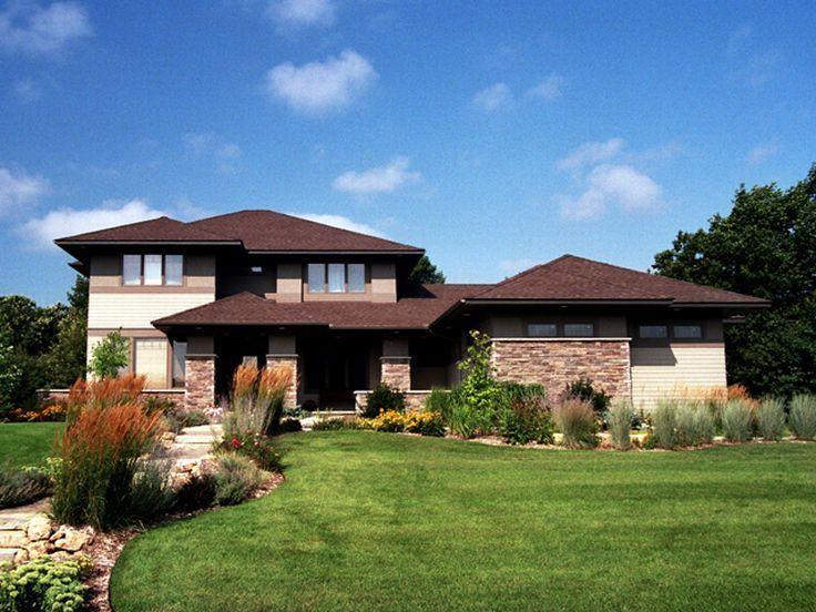 Fotos de fachadas de casas bonitas vote por sus fachadas for Casa de campo con jardin