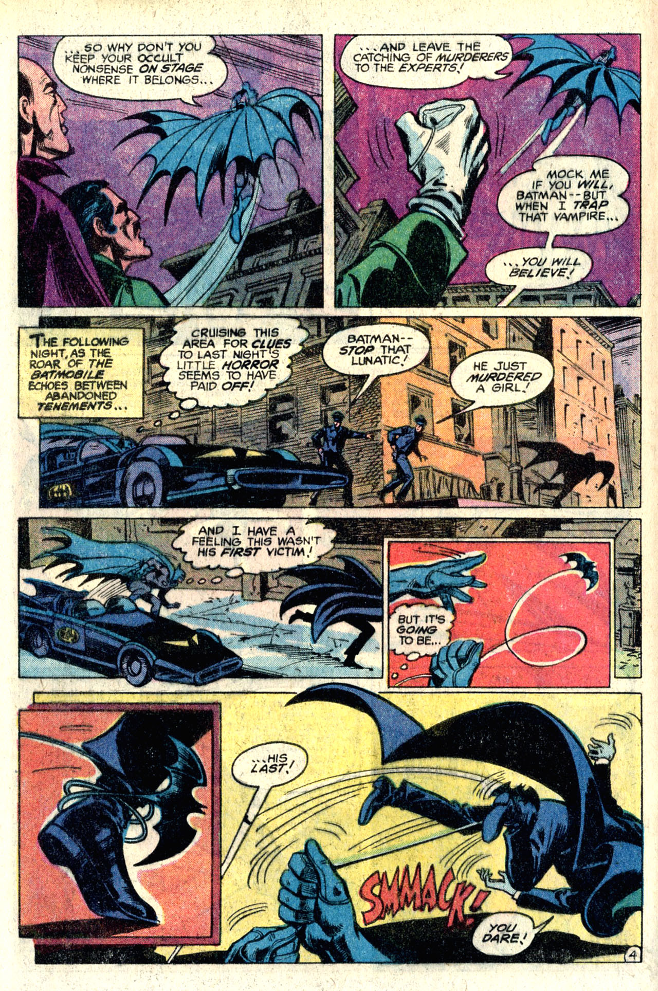 Detective Comics (1937) 489 Page 5
