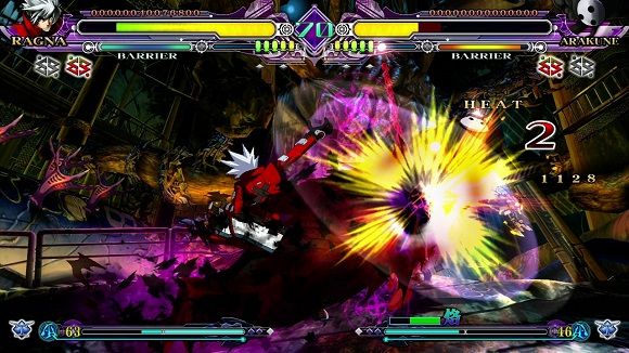 Several years after the end of the Second War BlazBlue Continuum Shift Extend-FLT