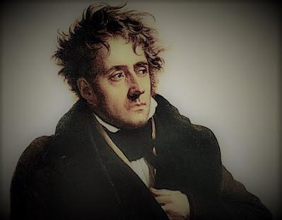 F. R de Chateaubriand