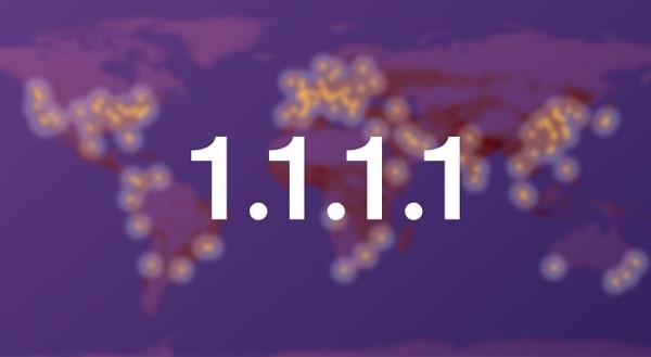 كيفية إعداد واستخدام خدمة DNS الجديدة 1.1.1.1 والحصول على انترنت سريع