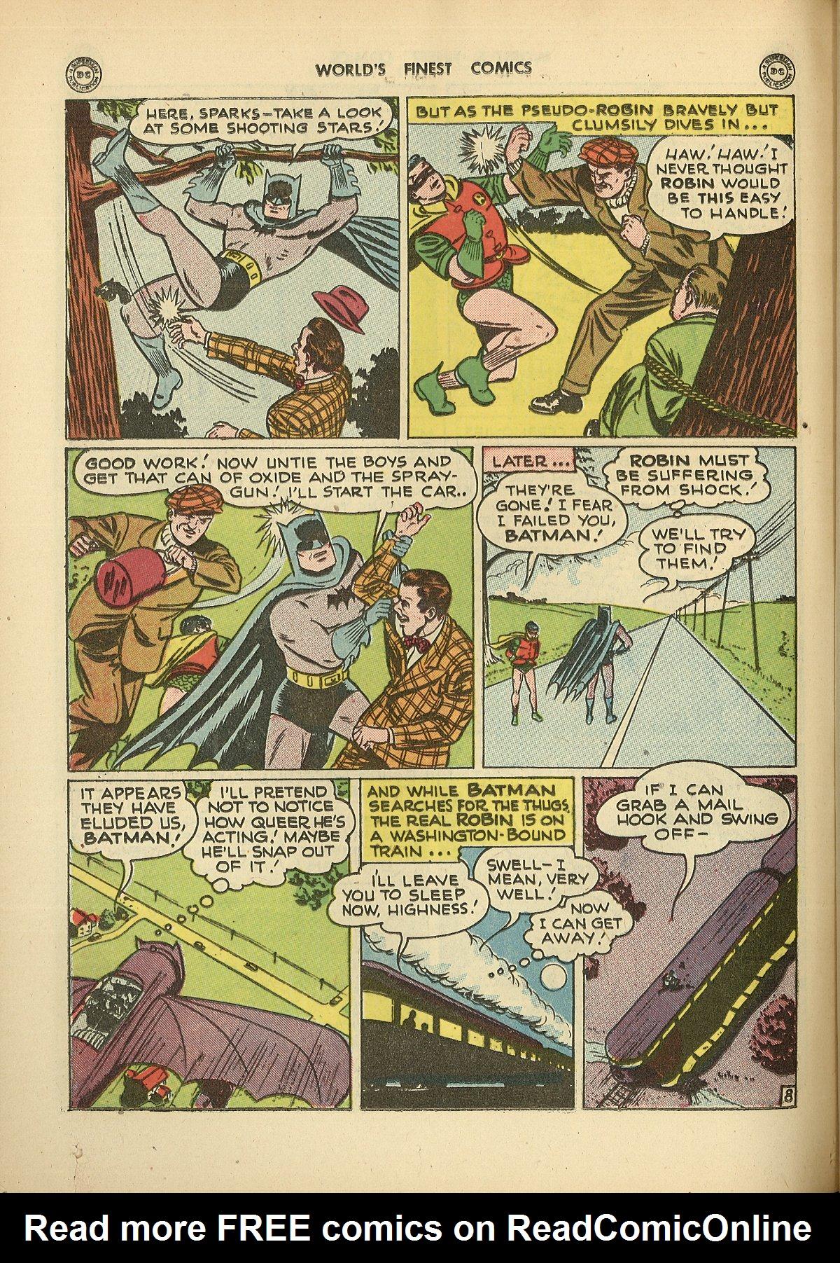 Read online World's Finest Comics comic -  Issue #26 - 68