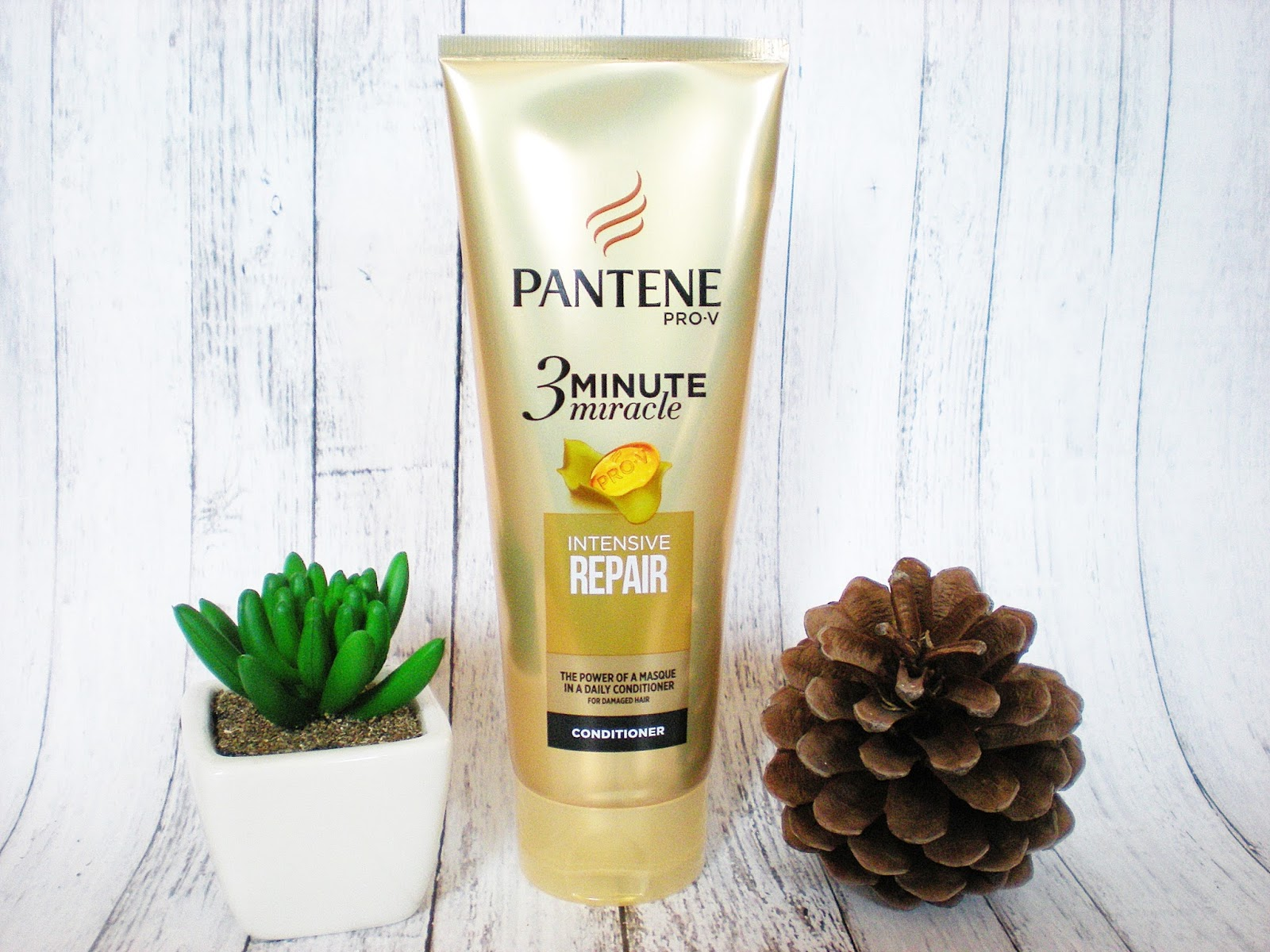 Pantene, 3 Minute Miracle, Repair & Protect