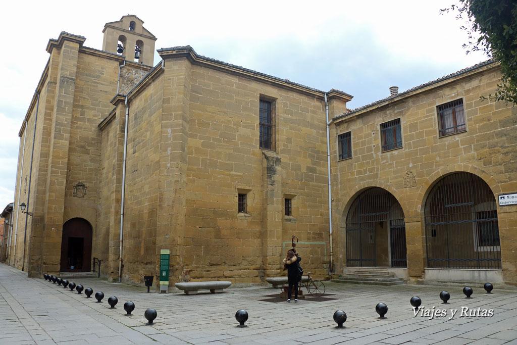Monasterio de Ntra. Señora de la Anunciación, Sto Domingo de la Calzada