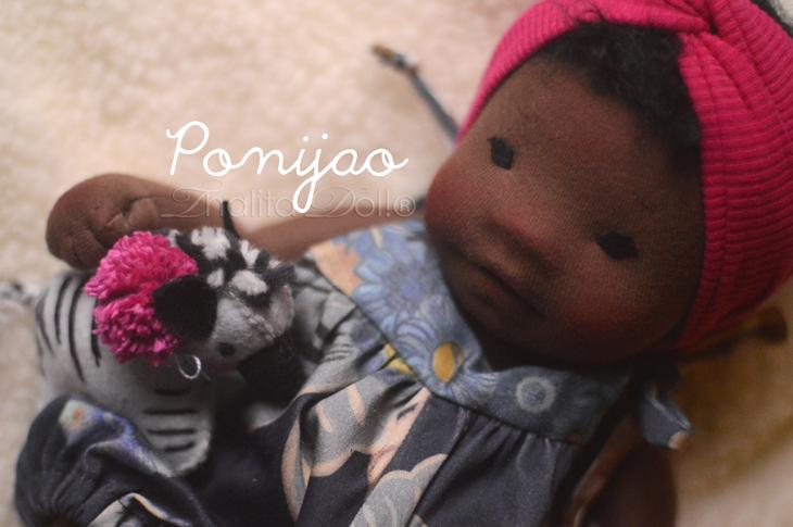 "Ponijao, a 15"" baby"