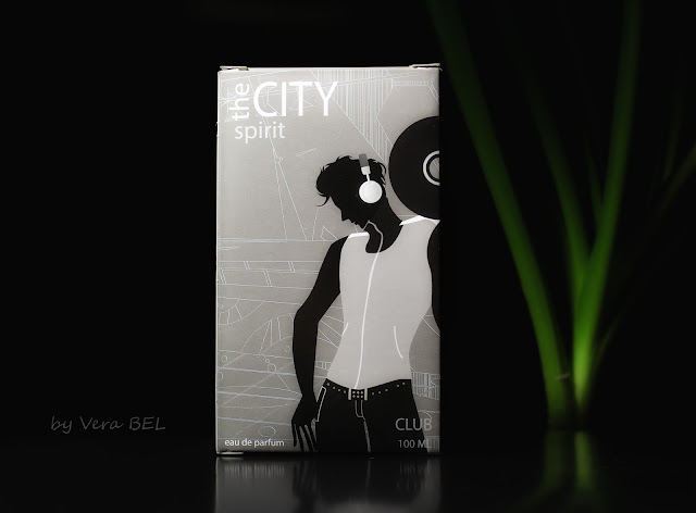 Review: The City Spirit Club Eau de Parfum by Eva