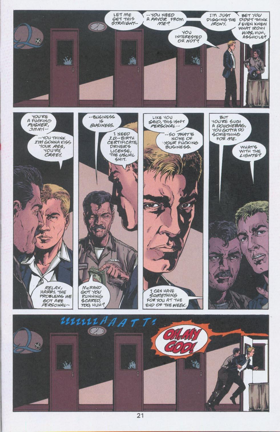Read online American Century comic -  Issue #6 - 21