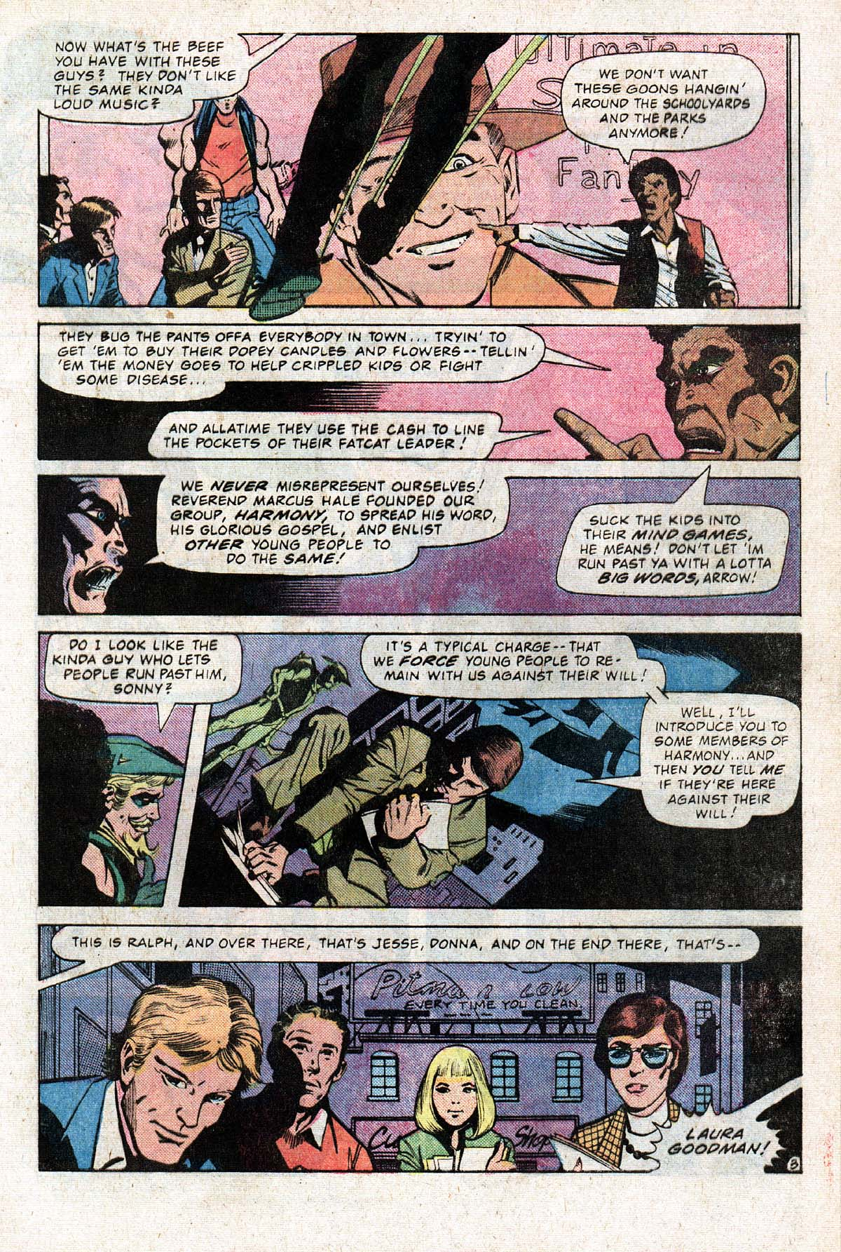 Read online World's Finest Comics comic -  Issue #279 - 20