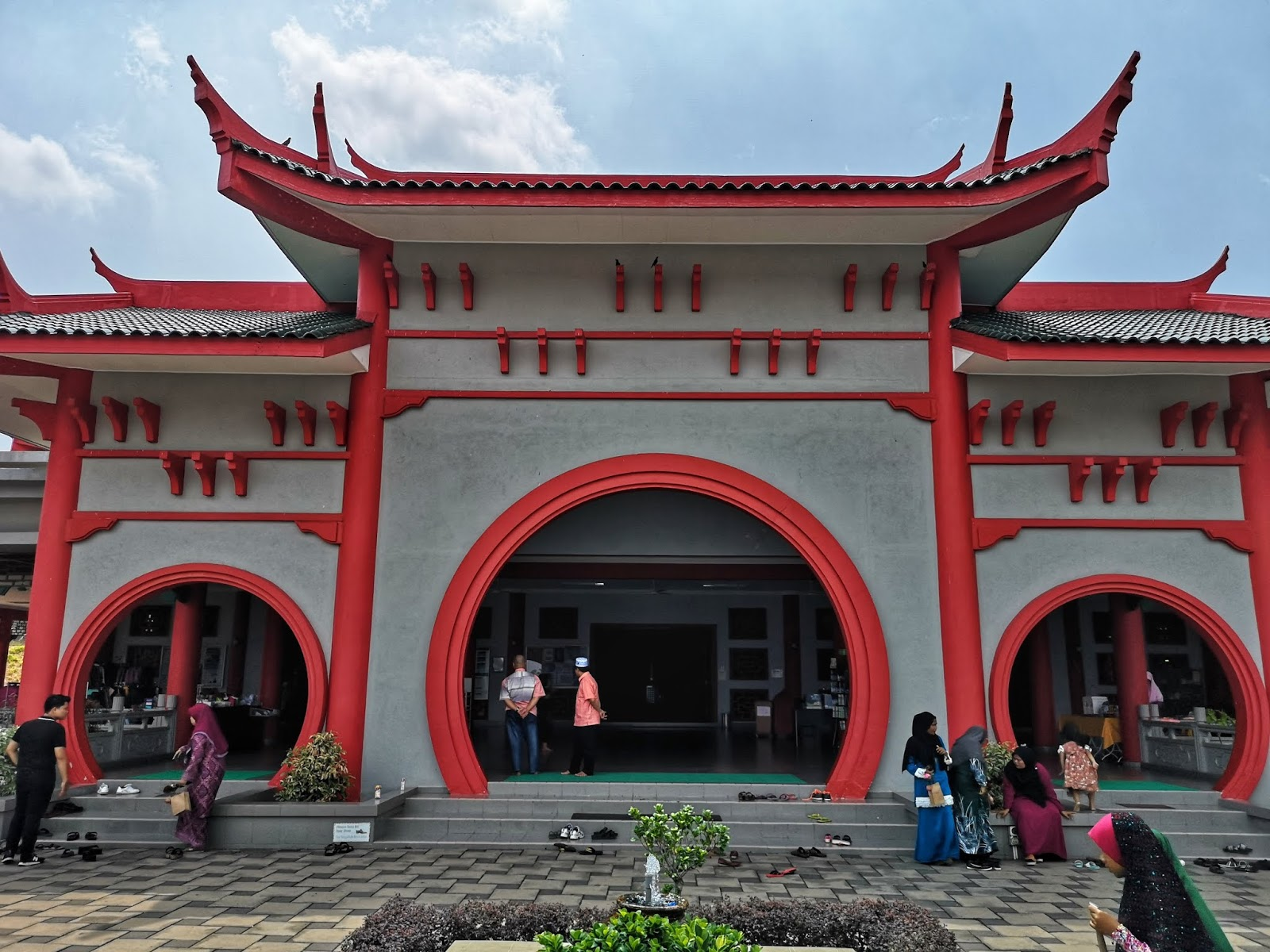 Masjid Cina Krubong, Melaka
