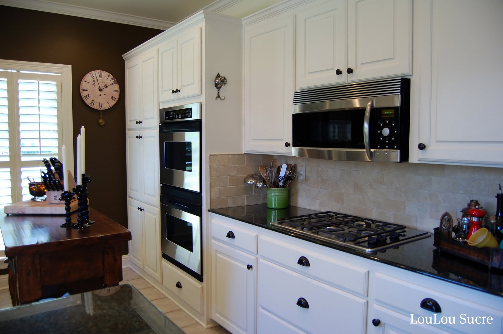 kitchen paint colors with white cabinets and brown granite brown paint color for kitchen accent wall interior 308