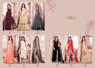 4201 SERIES MAISHA SUITS WHOLESALER LOWEST PRICE SURAT GUJARAT