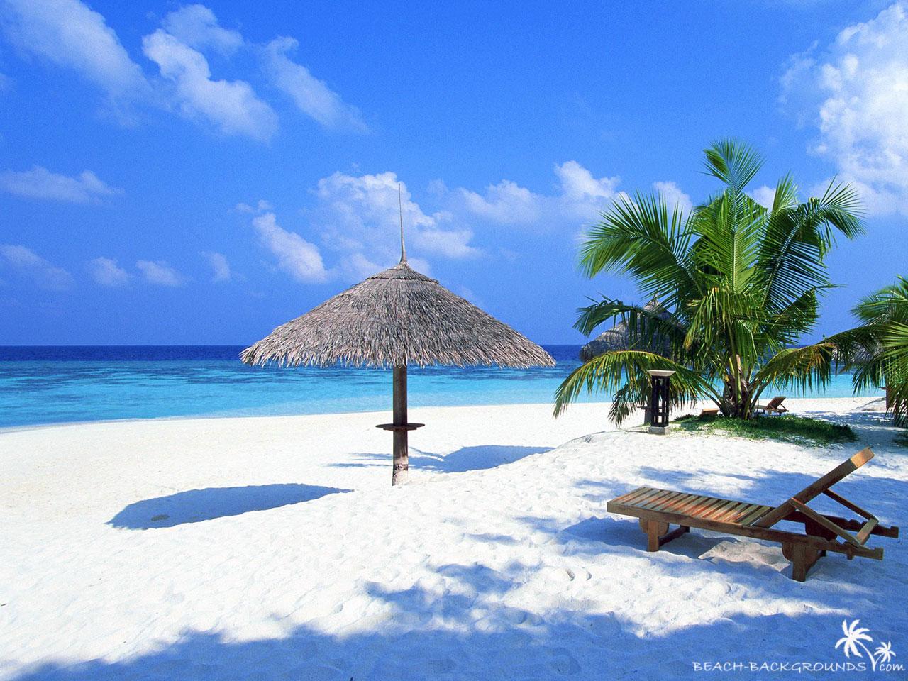 Tropical Island Beach Ambience Sound: Wallpaper: Tropical Beach Wallpaper