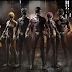 5 Sut Power Rangers Moden Yang Direka Semula Artis Carlos Dattoli..!!!