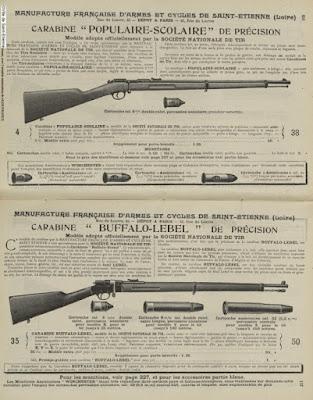 Catalogue Manufrance 1905 (numérisation ville de Saint-Etienne)