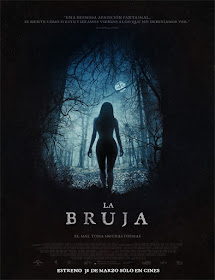 The Witch (La Bruja) (2015) [Latino]