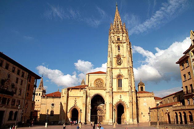 Cathedral, Oviedo