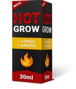 gel hot grow funciona mesmo
