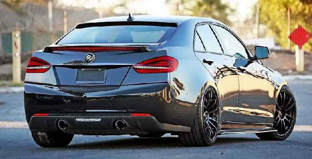 2017 Buick Grand National >> 2017 Buick Grand National Gnx Redesign Specs Release Date
