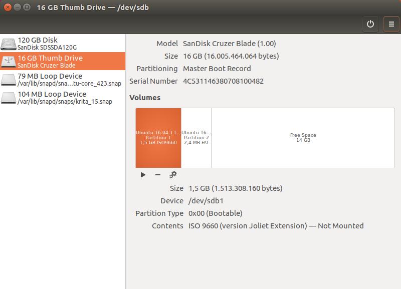 Ubuntu Buzz !: How To Create USB Bootable Easily in Ubuntu