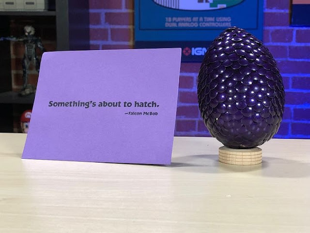 El remake de Spyro cada vez más cerca, ¿un huevo morado a punto de eclosionar?