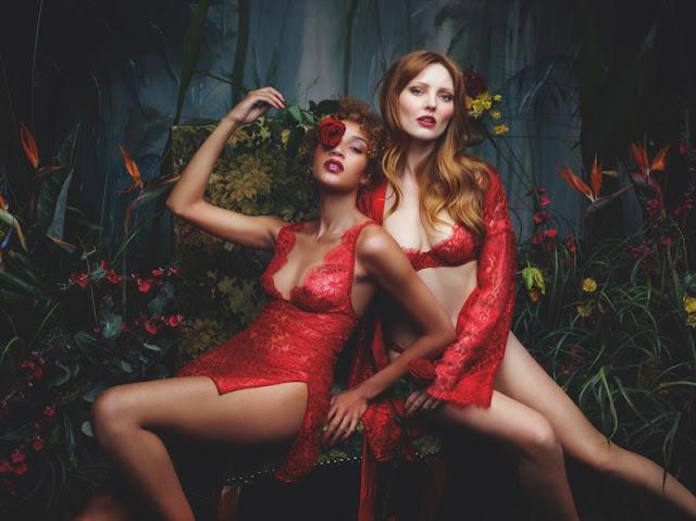 Sensual & Hypnotic Campaign for Coco de Mer by Creative Director Neel Majumder