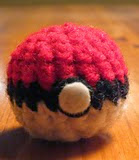 http://www.ravelry.com/patterns/library/tiny-pokeball