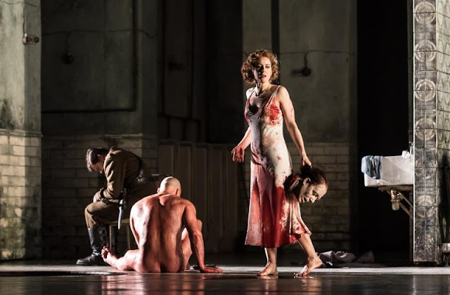 Richard Strauss: Salome - Malin Byström, Duncan Meadows - Royal Opera House, Covent Garden (Photo ROH/Clive Barda)