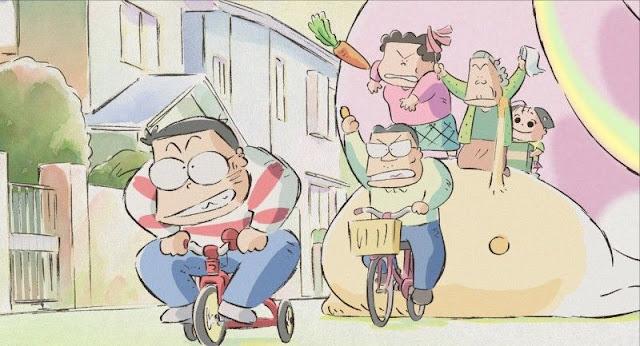 Mis Vecinos los Yamada (1/1) (776MB) (HDL) (Latino) (Mega)