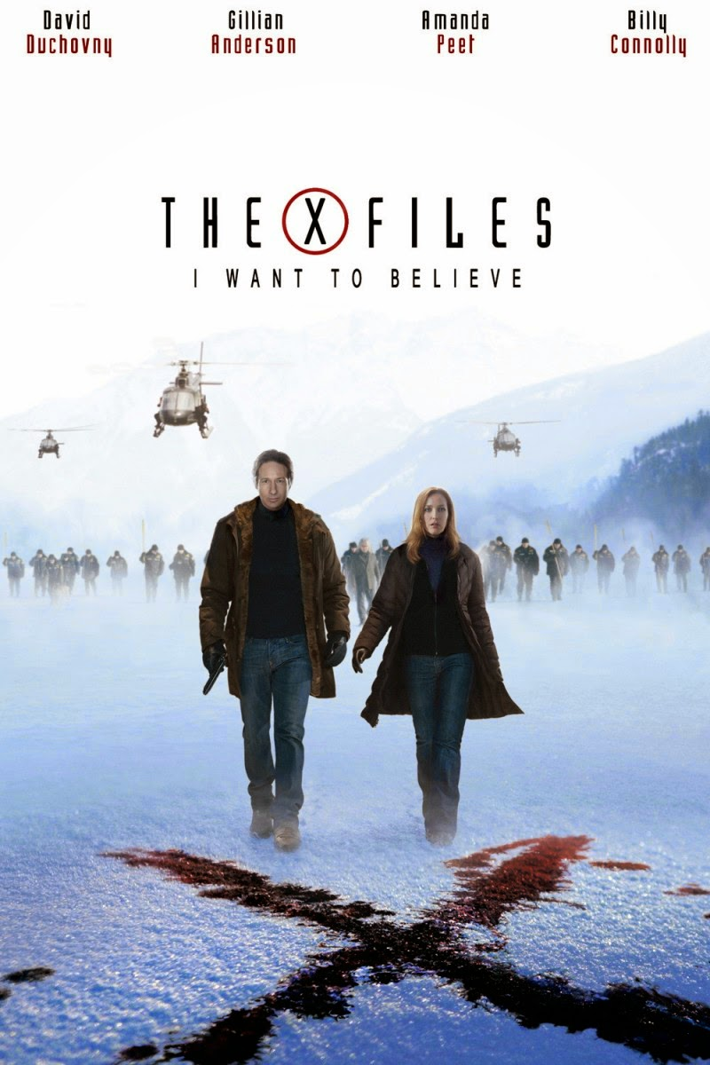 The X-Files: I Want to Believe 2008