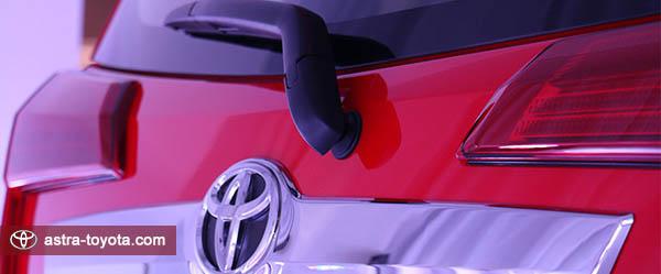 Wipper Toyota Calya Belakang