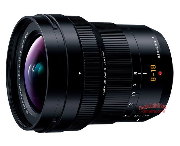 Объектив Panasonic Leica DG Vario-Elmarit 8-18mm f/2.8-4 Asph.