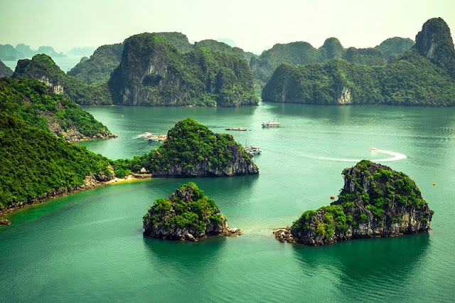 Foreign visitors attracted by luxurious travel in Vietnam 5