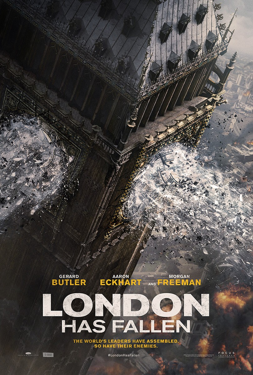 Nonton Film London Has Fallen (2016)