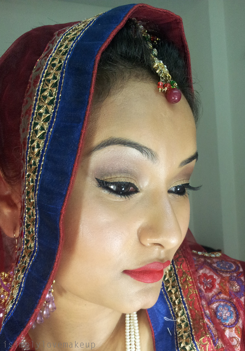 Tips Tricks For Doing Your Own Wedding Makeup Night Ceremony