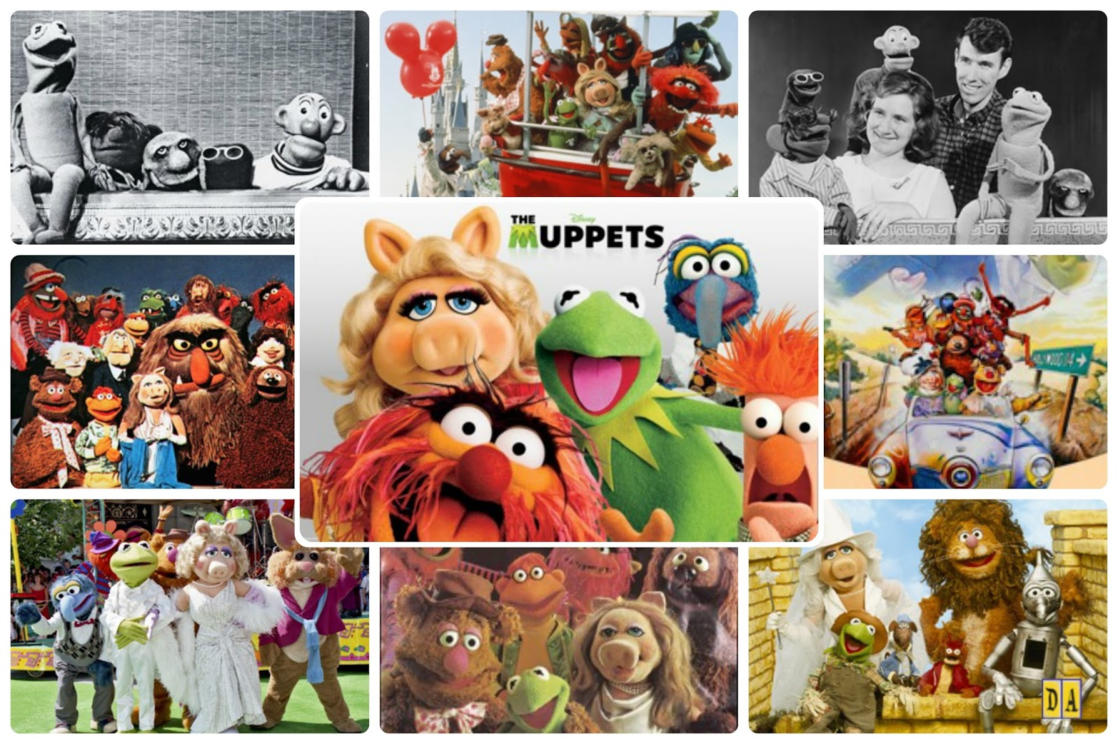 disney avenue a history of the muppets