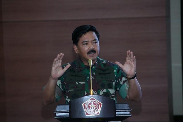 Panglima TNI: Berita Hoax Melemahkan Moral Anak Bangsa