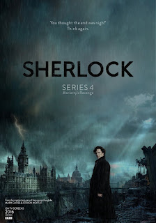 Sherlock: Series 4 (2016) Poster