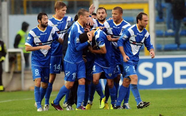 Brescia vs Trapani