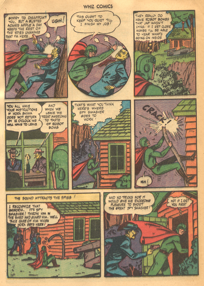 WHIZ Comics issue 69 - Page 24